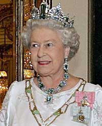 ��������� II ����/ Elizabeth II Photo