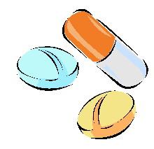 Рисунок на таблетках