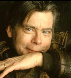Стивен Кинг фото. Stephen King photo